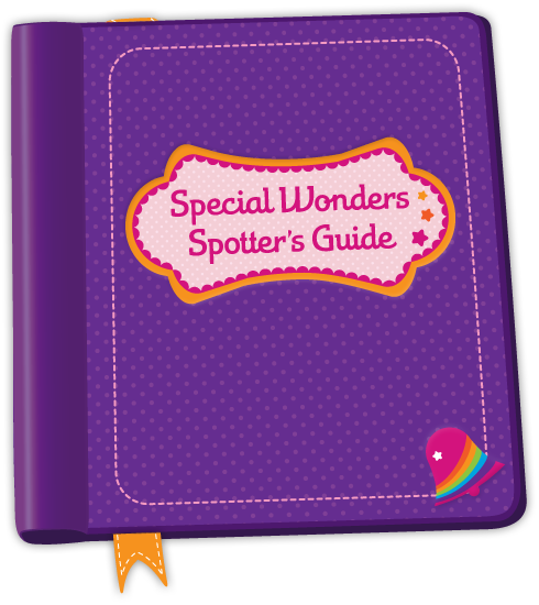 Special Wonders Spotter's Guide