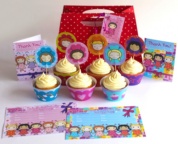 Magic Belles Party Kit