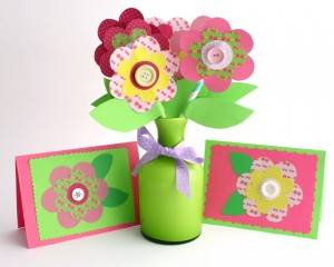 Flower Belle's Pretty Printable Bouquet