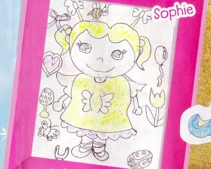 Sophie's Butterfly Belle