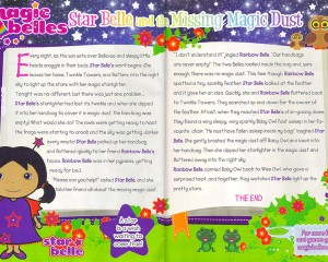 Star Belle's and the Missing Magic Dust