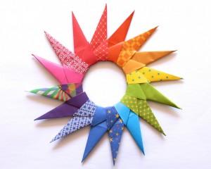 Pretty Paper Star