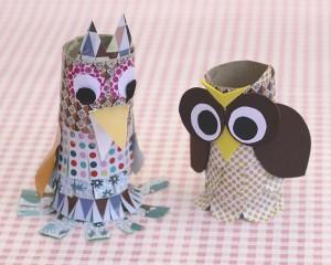 Tube Owls