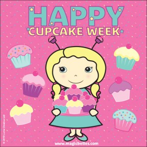 Happy Cupcake Week