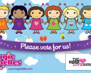 Please Vote For Us in the People's Choice Lovie Award