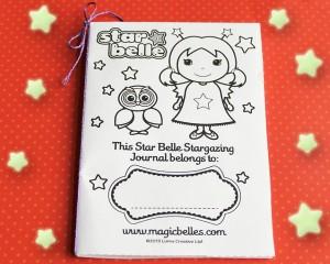 Star Belle's Printable Mini Stargazing Journal