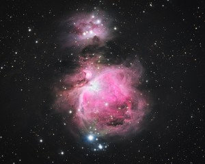 Amazing Orion Nebula
