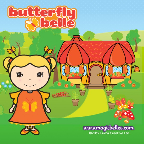 Butterfly Belle Cosy Cocoon