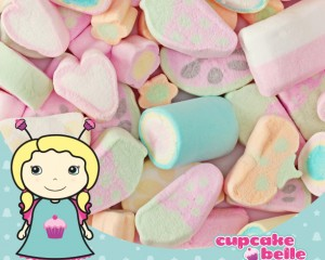 Colourful Marshmallows