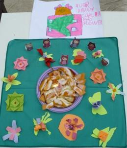 Flower Belle's Tea Party