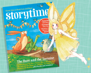 Fairy Magic in Storytime