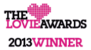 Silver award winner in the 2013 Lovie Awards Youth category!